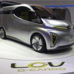トヨタ・LCVコンセプトは新型ハイエース?キャブオーバーからセミボンネットへ