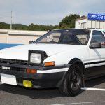 走り屋代表トヨタAE86カローラレビン&スプリンタートレノの魅力。中古車も元気